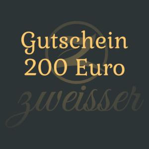 gutschein über 250 Euro